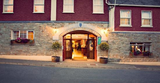 Arva, Irlande : Hotel Entrance