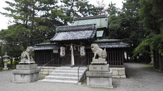Kamigasa Temmangu Shrine