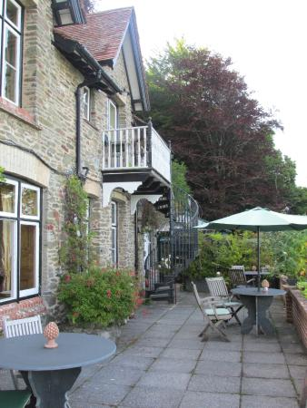 Hewitts Restaurant & Tea Rooms - North Walk - Lynton