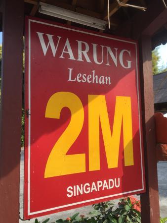 Warung Lesehan 2M singapadu