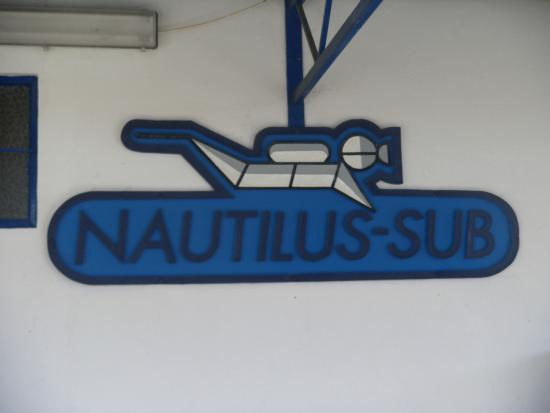 Nautilus-Sub Escola de Mergulho