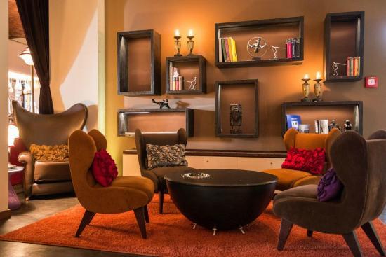 east Design Hotel Hamburg: east Lobby