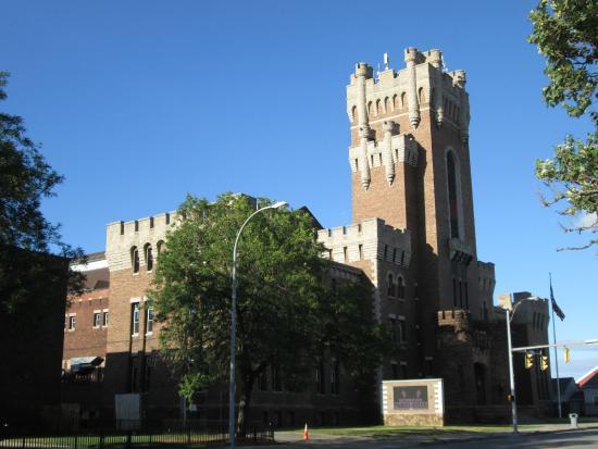 Main Street Armory