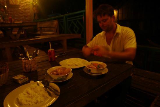 Olala Cafe Bungalows and Restaurant