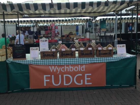 Wychbold Fudge