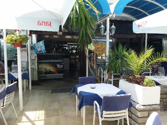 Moscenicka Draga, Croatia: Pizzeria Marina