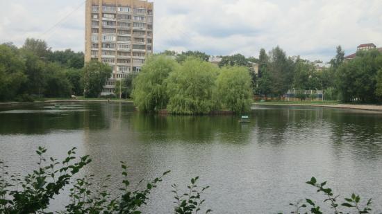 Jaeger Pond