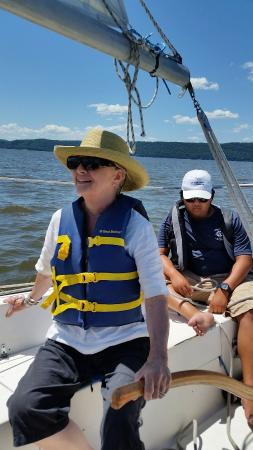 Croton on Hudson, Estado de Nueva York: Croton Sailing School