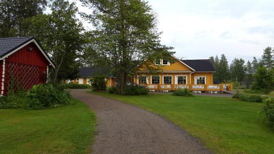 Région de l'Ostrobotnie du Nord, Finlande : main building