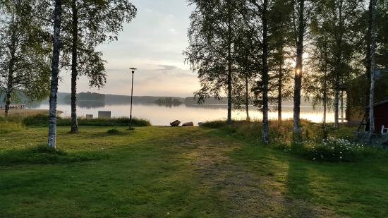 Northern Ostrobothnia, Finland: sunset at Marjoniemi
