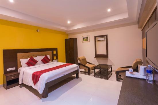 Ginger Tirupati : Room