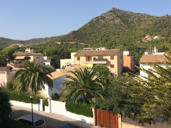 Aparthotel Canyamel Sun: Blick vom App. 21