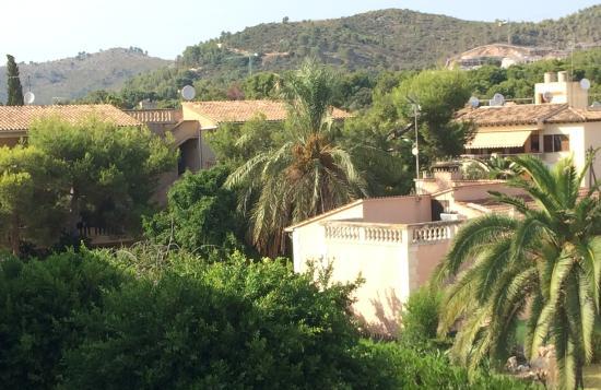 Aparthotel Canyamel Sun: Blick vom App.21
