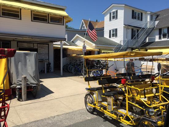 Bob's Bike Rental