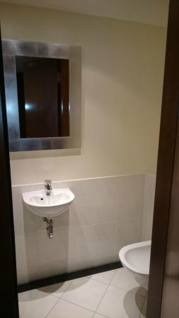 Sheraton Carlton Hotel Nuernberg: Bathroom