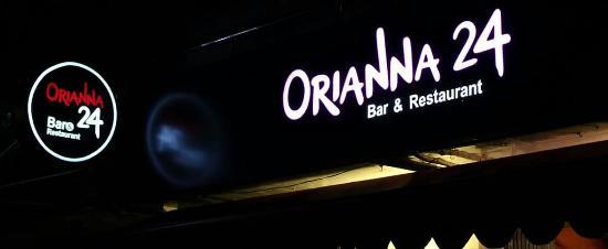 Orianna24 Bar & Restaurant