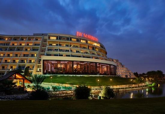 JW Marriott Hotel Cairo: Exterior