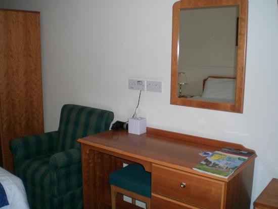 Norseman Hotel: habitación