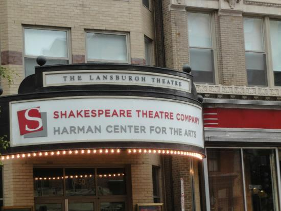 Shakespeare Theatre Company: シアター