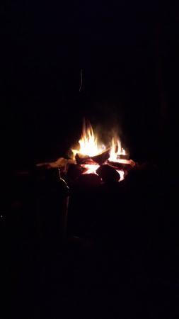 Columbia, Nueva Jersey: campfire
