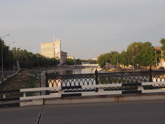 Tatarskiy Bridge