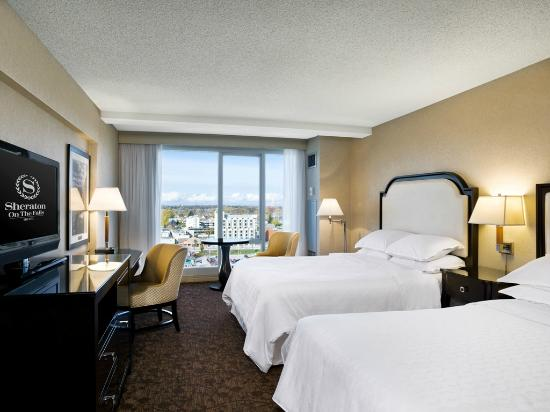 Sheraton On The Falls Hotel Niagara Falls Canada