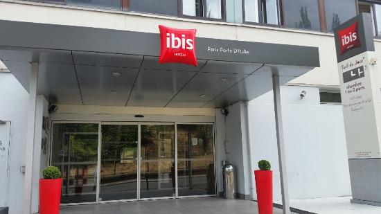 Ibis paris porte d 39 italie picture of ibis paris porte d for B b paris italie porte de choisy