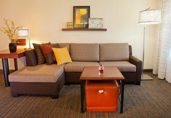 Γιουτζίν, Όρεγκον: Suite Living Area