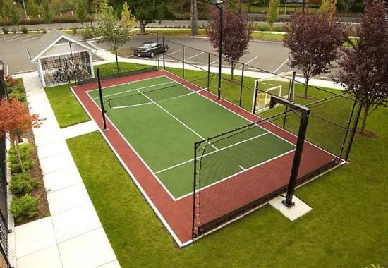Residence Inn Eugene Springfield: Sport Court®