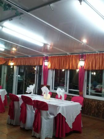 Al-Andalus Hotel: Comedor del hotel