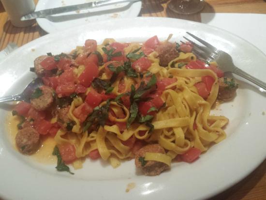 Fritto Misto: Pasta Puttanesca