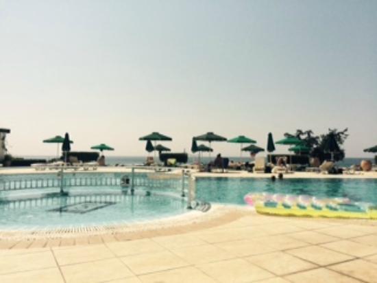 James Hotel: pool
