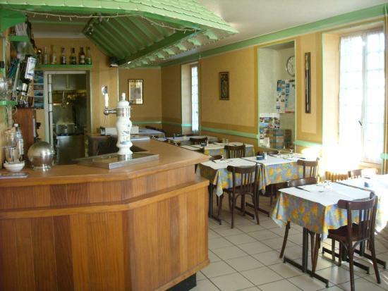 Hagetmau, Francia: brasserie