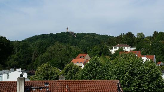 Hotel Garni Altenburgblick Bamberg