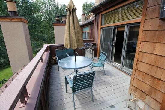 The Villas at Snowmass Club: Balcony