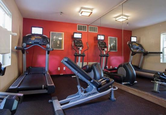TownePlace Suites Greenville Haywood Mall: Fitness Center