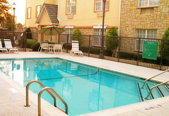 TownePlace Suites Dallas Plano: Outdoor Pool