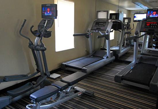 TownePlace Suites Dallas Plano: Fitness Room