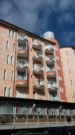 Hotel Stockholm : Ausenbereich