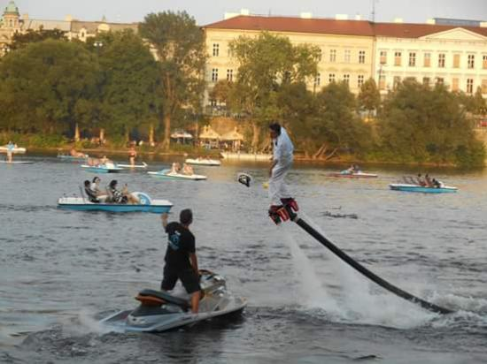 Flyboard Czech Connection