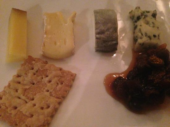 Brasserie Blanche : Cheeseboard
