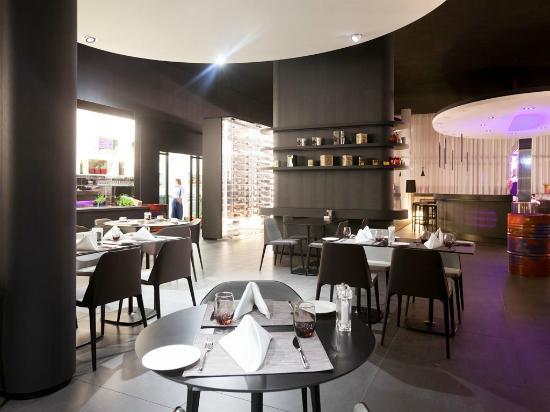 Novotel Basel City Restaurant