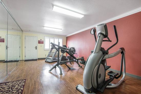 Comfort Inn & Suites near Long Beach Convention Center: CAFITNESS
