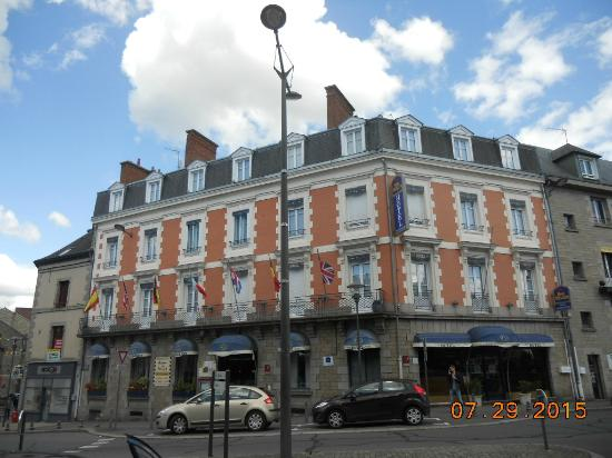 Hotel Best Western Fougeres
