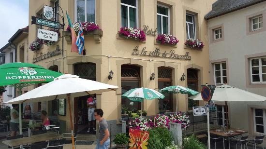 Cafe Hotel de Ville de Bruxelles
