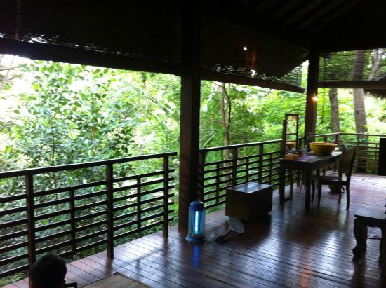 Zeavola Resort: Outdoors area
