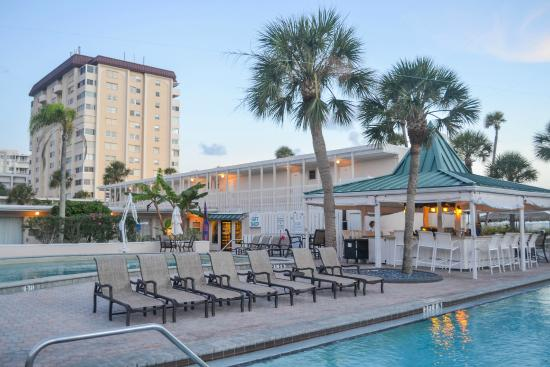 Sandcastle Resort At Lido Beach Pool Bar Room