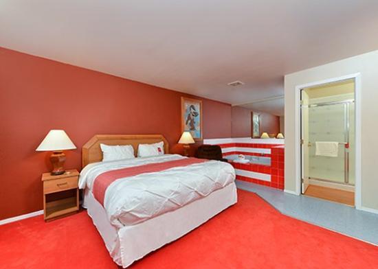 Travelodge Tacoma Near McChord AFB: Bedroom
