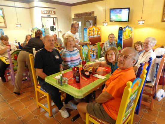 Nuevo Vallarta: Our group stopped by for dinner during B2B Rolling Cruise