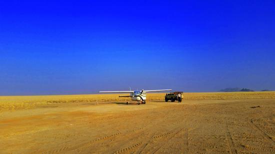 Tsondab Valley Scenic Reserve: Airstripe